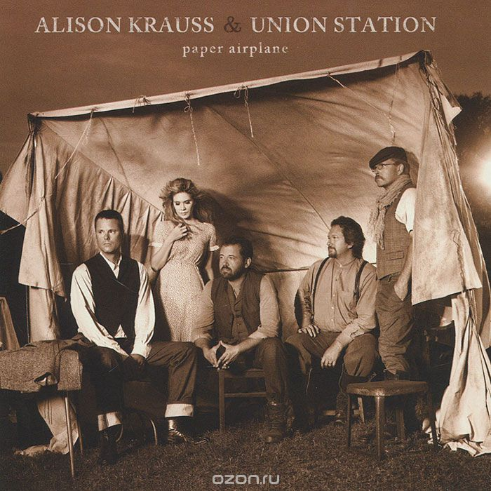 Alison Krauss & Union Station. Paper Airplane