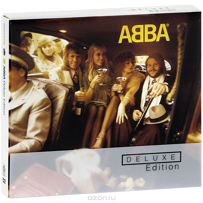 ABBA. Abba Deluxe Edition (CD + DVD)