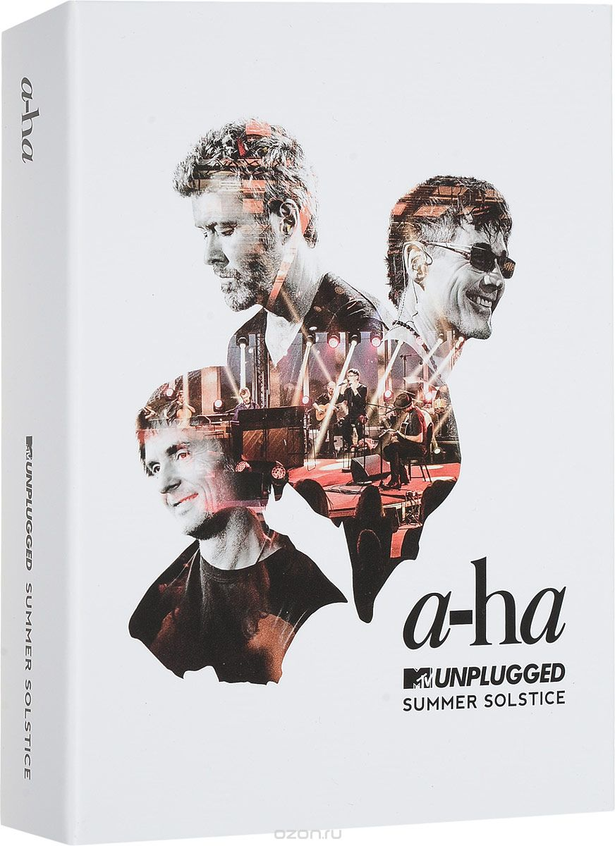 A-ha. MTV Unplugged (Summer Solstice) (2 CD + DVD + Blu-ray)